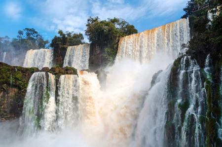 Iguazu Argentine Brésil