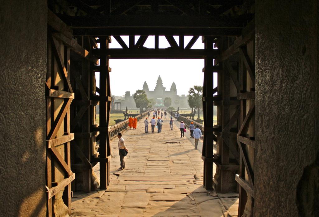 Cambodge temples