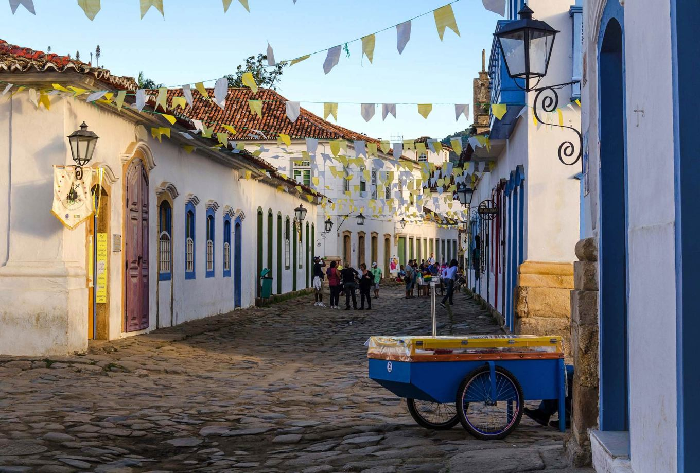 how to get from rio to paraty