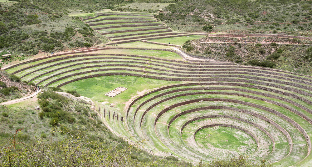 moray vallee sacree cusco perou