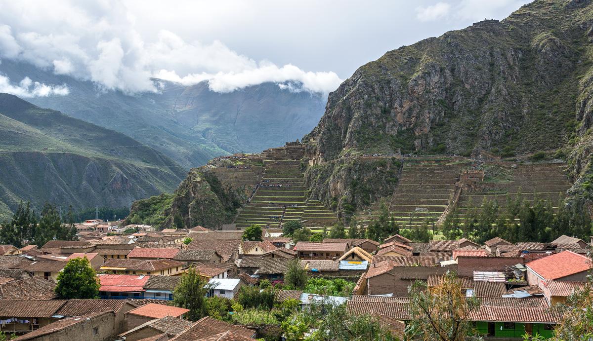 ollantaytambo vallee sacree cusco