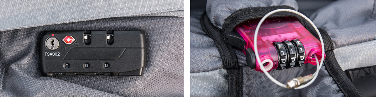 securite sac a dos