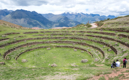 vallee sacree cusco moray