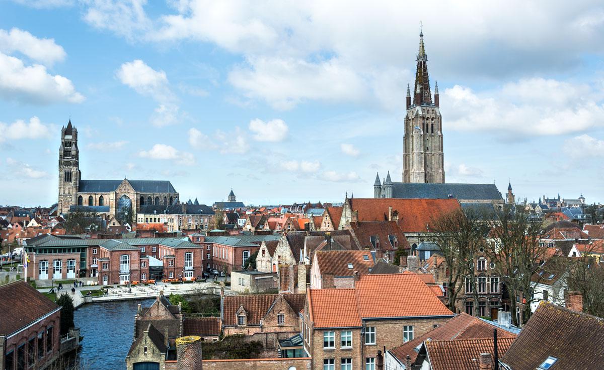 tourisme bruges belgique