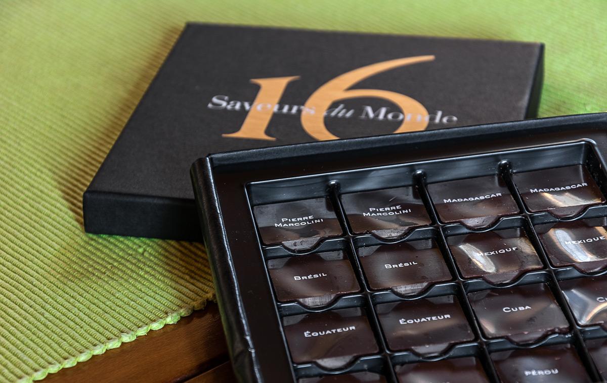 chocolats pierre marcolini