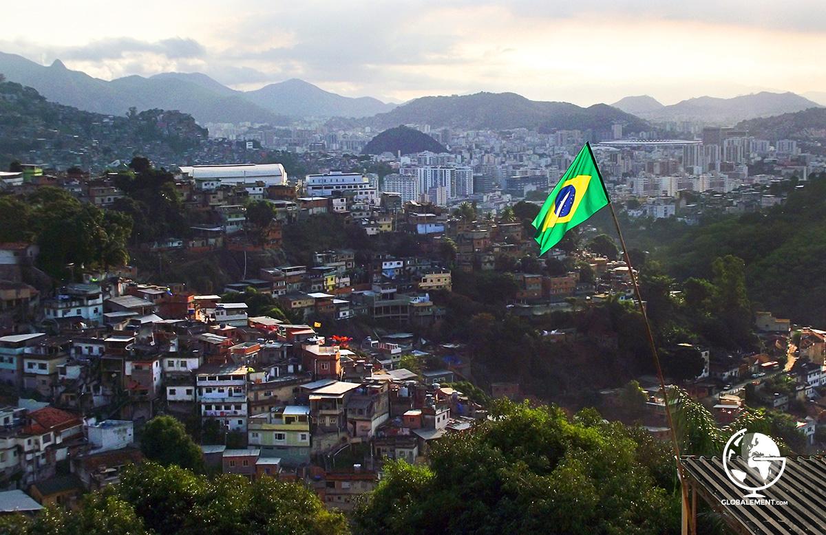 rio de janeiro favela santa teresa