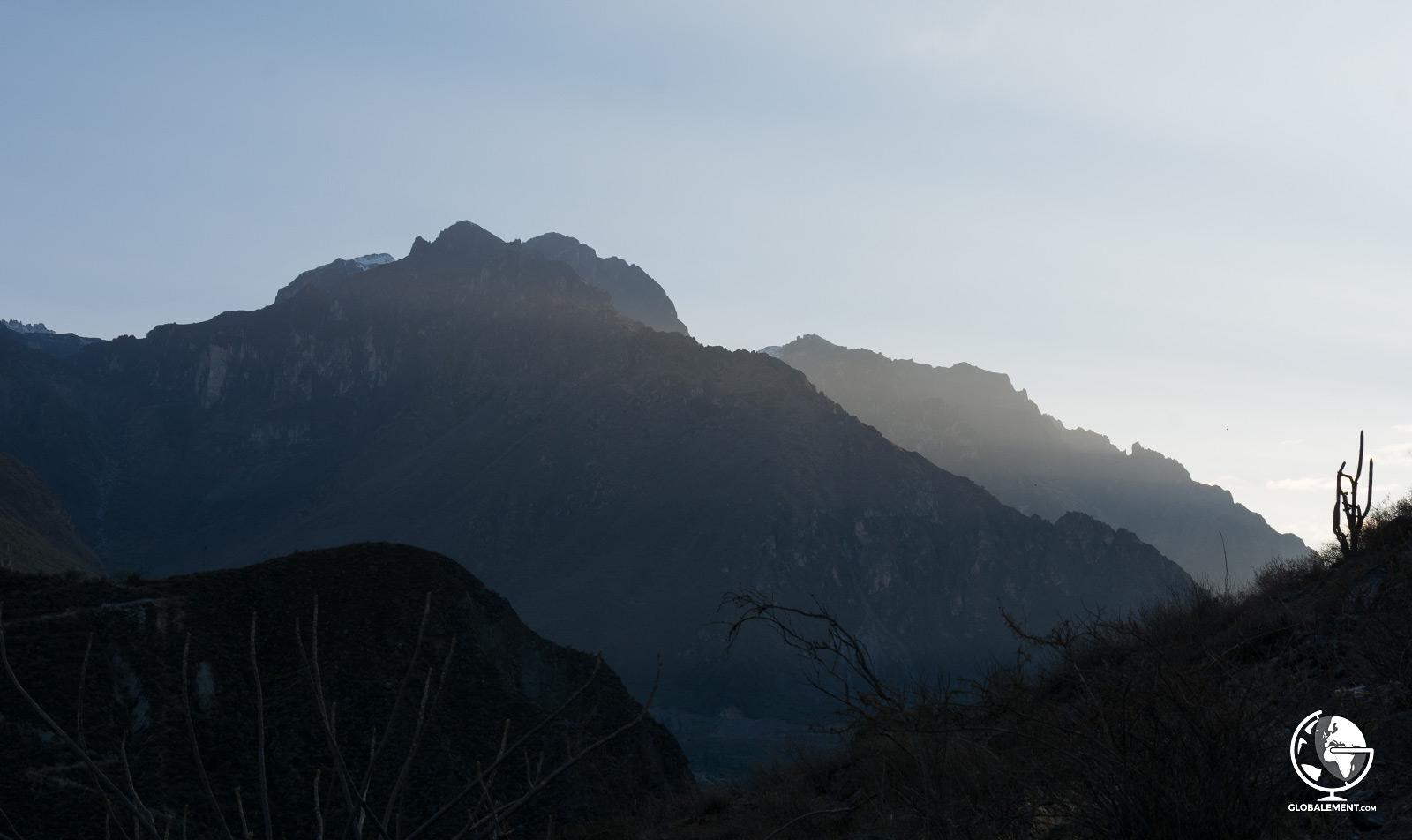 Canyon Colca Cabanaconde
