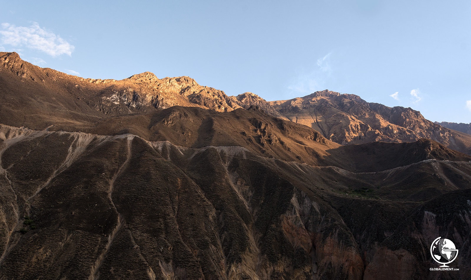 Canyon colca matin