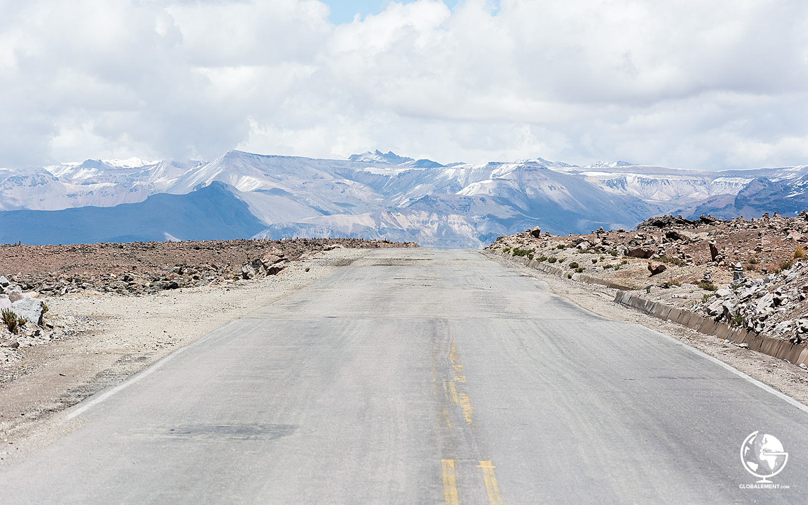 Patapampa Puno Chivay Arequipa