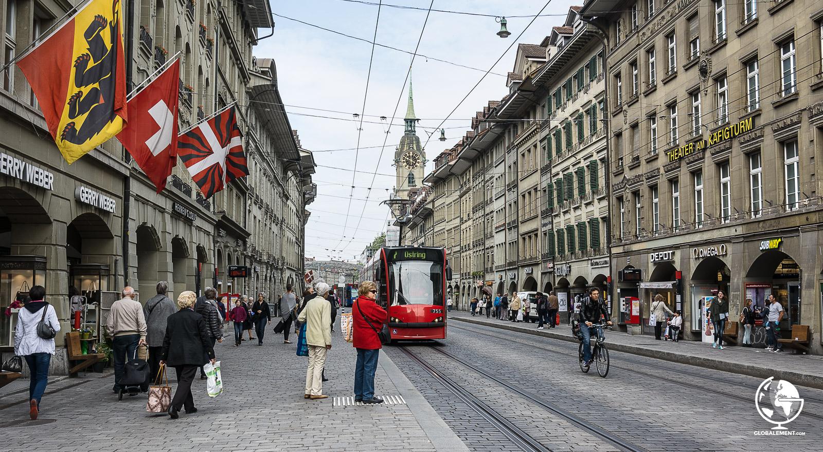 tramway berne