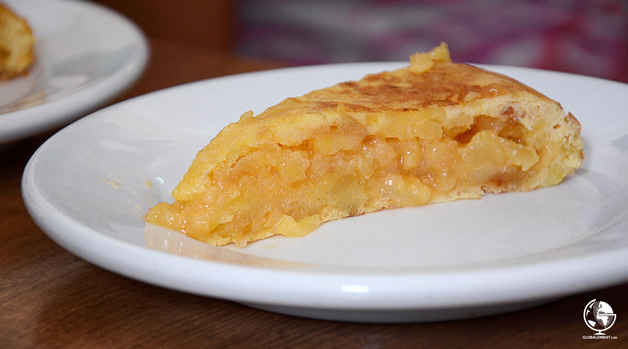 meilleure tortilla madrid