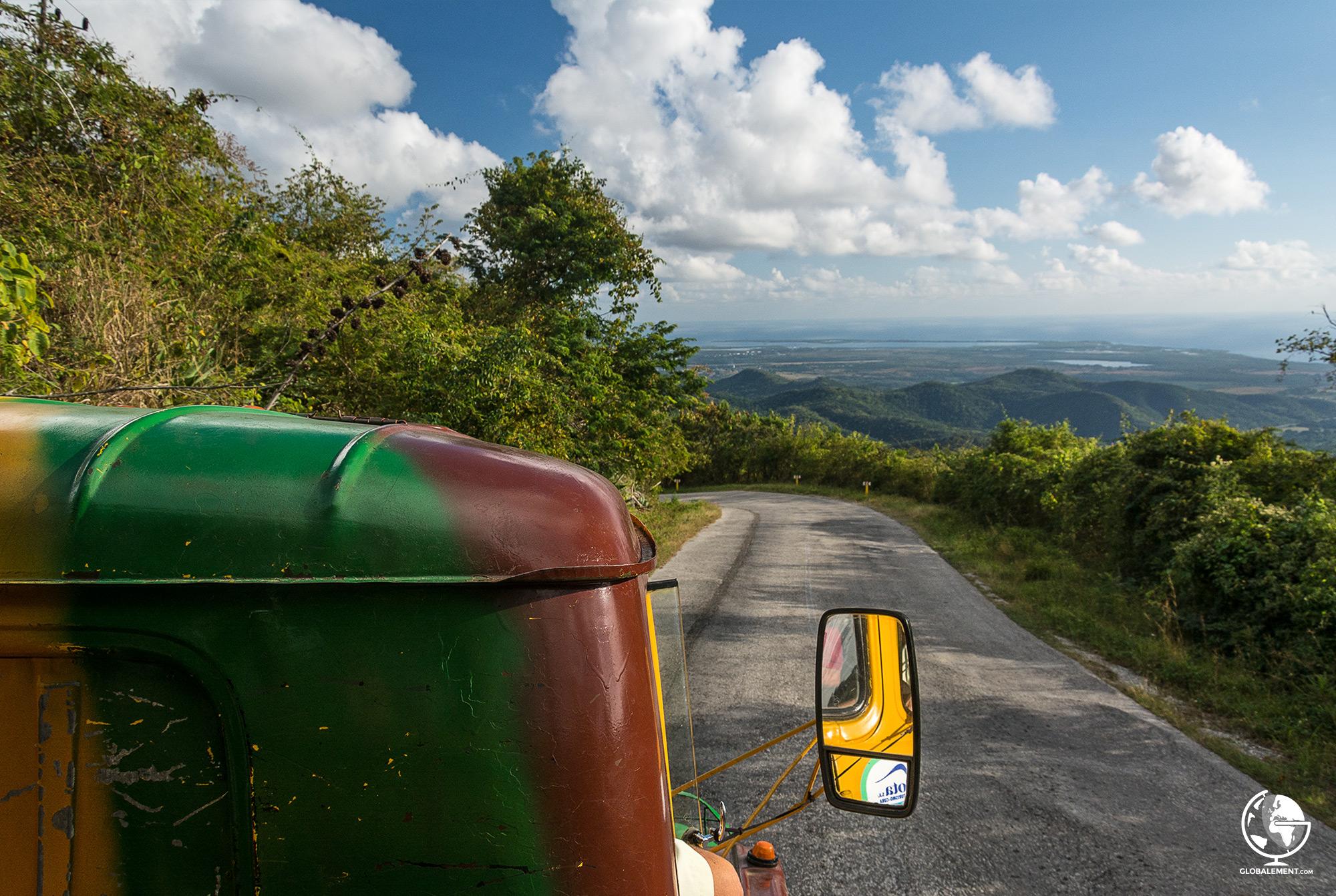 Topes de Collantes, Cuba