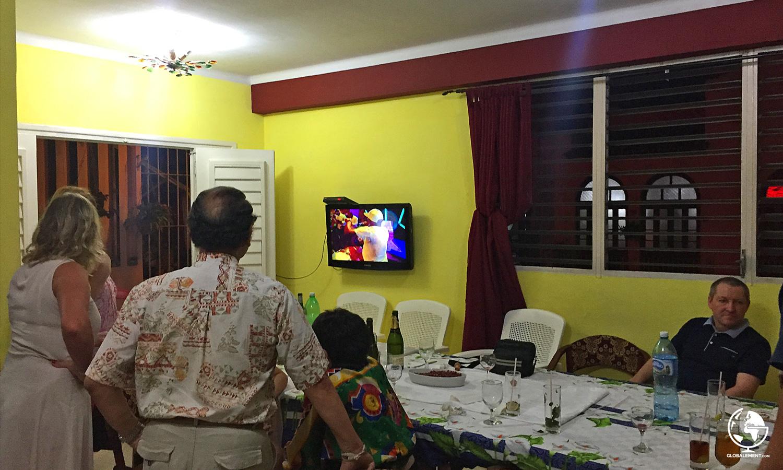 Nouvel An à La Havane casa particular