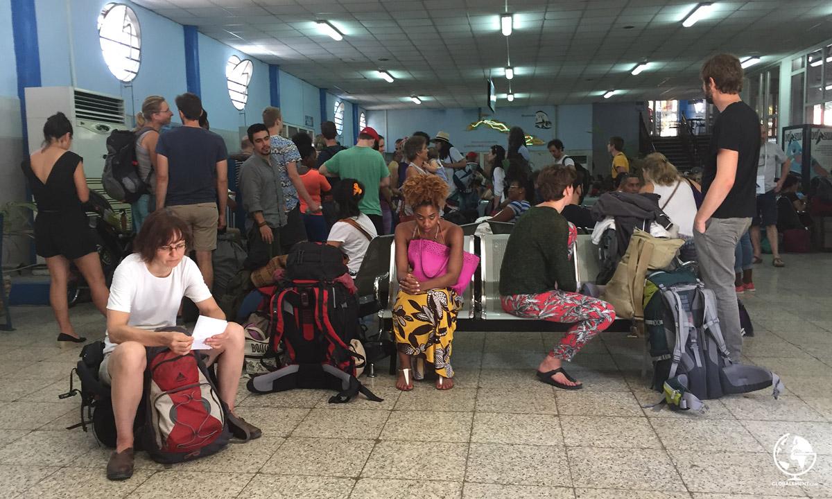 Bus Viazul Cuba